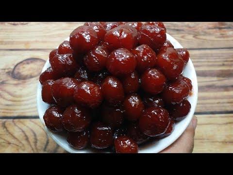 Cách làm mứt chùm ruột dẻo thơm ăn ngọt thanh vị trái cây