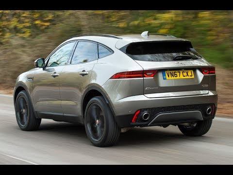 new car jaguar e pace suv 2017 review youtube. Black Bedroom Furniture Sets. Home Design Ideas