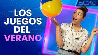 Los MEJORES JUEGOS de este verano | PlayStation España