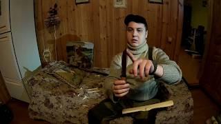 Лучший таёжный нож - Якут или Скандинав? Практическое сравнение