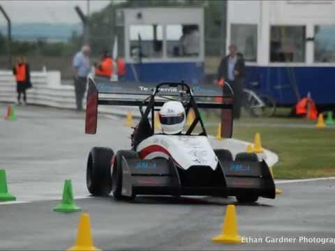 UoP Racing Team Season 2013-14 - UoP4e