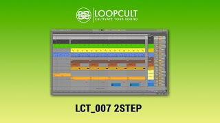 Ableton Live 2Step Garage Template // LCT 007