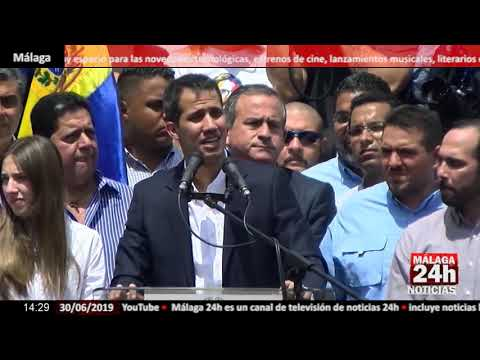 Noticia - Guaidó pide investigar la muerte del capitán de corbeta de la Armada