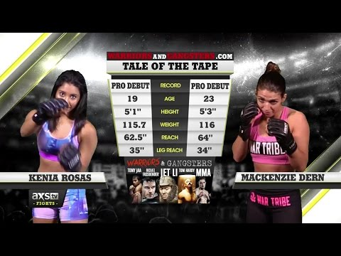 Fight of the Week: MacKenzie Dern Makes Her MMA Debut at Legacy 58