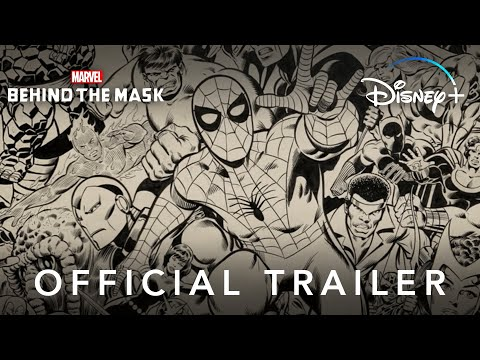 Marvel's Behind the Mask | Official Trailer | Disney+