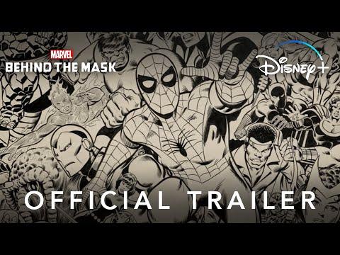 Marvel's Behind the Mask | Official Trailer | Disney+