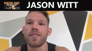 LFA 50's Jason Witt Says He's Knocking out Ashkan Morvari In The 1st Round