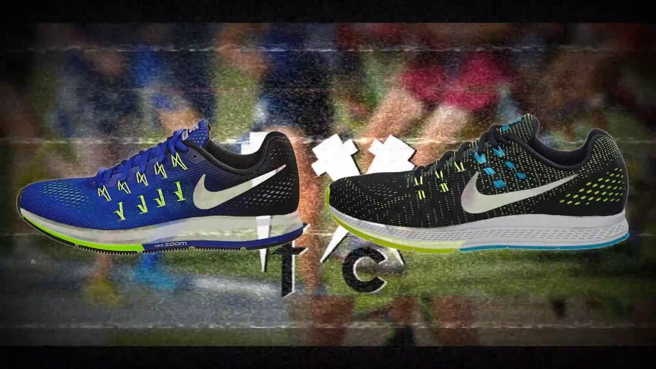 best sneakers d994f 339eb Nike Pegasus VS Nike Structure