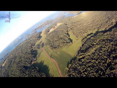 Archipelago flying