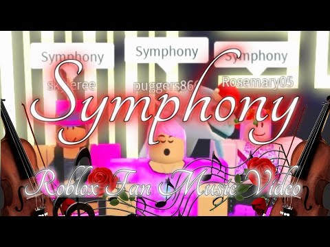 Symphony-Roblox Fan Music Video