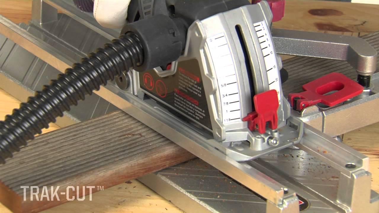 Video Production - Craftsman Trak-Cut