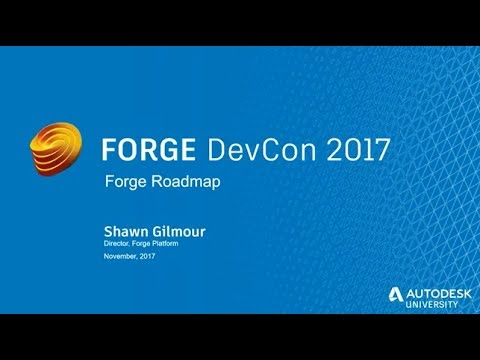 devdays online forge platform overview and roadmap