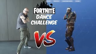 FORTNITE DANCE CHALLENGE #1 (in real life) - Familie Meerschaert Challenge