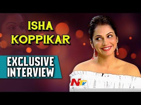 Isha Koppikar Exclusive Interview    Keshava Movie    Show Time    NTV