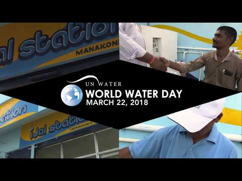 Celebrating 100 Honeywell Funded iJal Stations on World Water Day