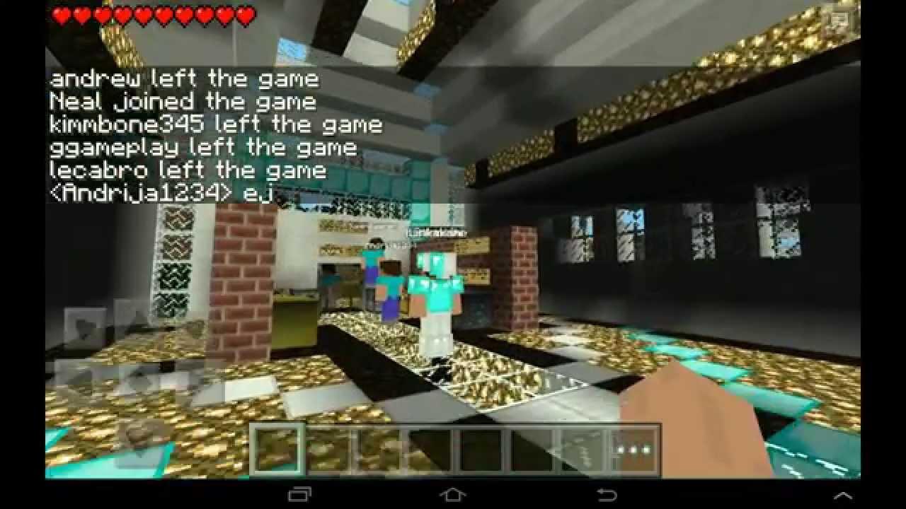 Minecraft Pi 0.1.1 скачать бесплатно