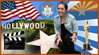 ПУТЕШЕСТВИЕ ПО США / HOLLYWOOD!!! / CALIFORNIA, UTAH, ARIZONA, NEVADA (Выпуск 3/3)(Заключительная часть моей поездки в США! Рада вернуться с отпуска ;) СПАСИБО ЗА ПОДПИСКУ! YOUTUBE http://www.youtube.com/use..., 2014-08-12T17:32:09.000Z)