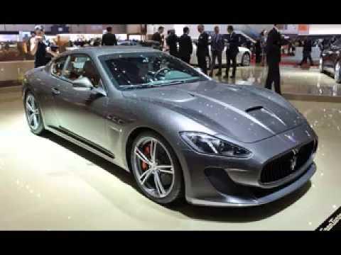 2015 Maserati GranTurismo Specs and Price  YouTube