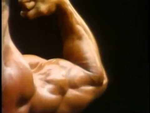 Chris Dickerson Olympia 1982