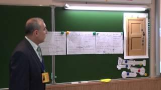 Учитель года России 2012 Петросян Э  А Урок (Full)