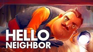 Hello Neighbor Videos on Minigiochi com