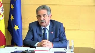 Revilla pide medidas para no llegar a crisis económica