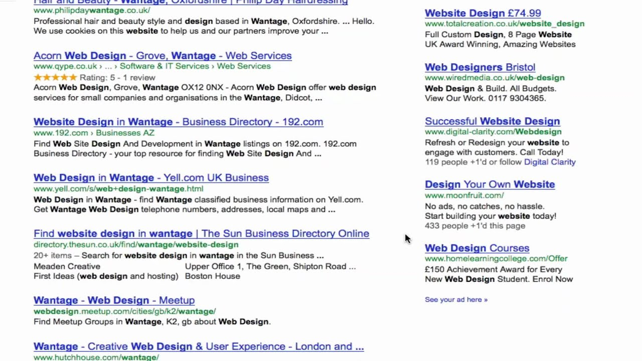 Rich Snippets - Reviews Rich Snippet Discovery