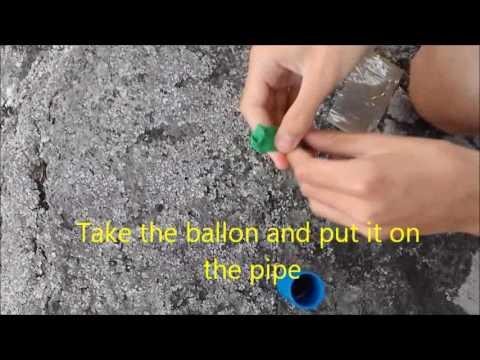 how to make a homemade gun