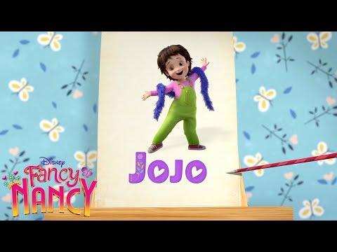 Five Things About Jo Jo   Fancy Nancy   Disney Junior