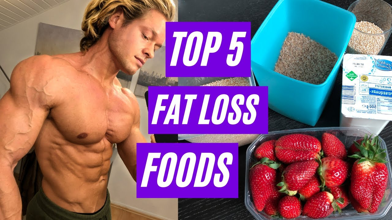 The TOP 5 Foods To Help You Lose Weight Permanently (+ RECIPE!)
