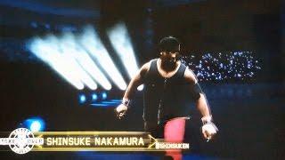 WWE 2K17 (PS3) - Shinsuke Nakamura - CAW custom entrance