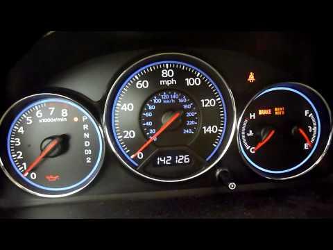 Honda Civic 2003 Dashboard Lights Flicker