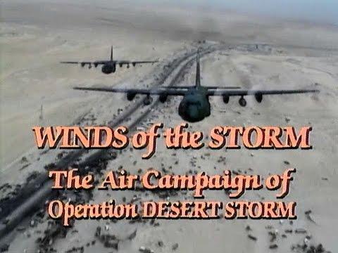 Operation Desert Storm : THE AIR WAR