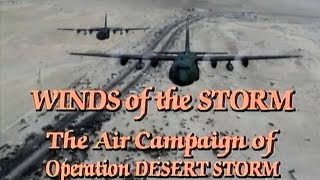 Operation Desert Storm : THE AIR WAR