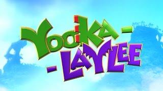 Yooka-Laylee | EGX 2016 Character Trailer | PS4