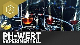 pH-Wert experimentell bestimmen
