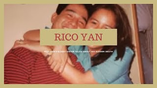 Rico Yan's eldest sister talks about his sudden death | Tunay na Buhay thumbnail