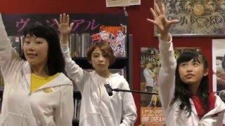 Sidechain Love【16:00頃】 20160515 Stereo Fukuoka@タワーレコード博...