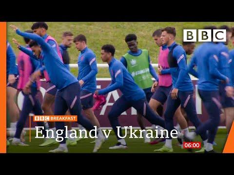 Euro 2020: England ready for Ukraine test in Rome @BBC News live 🔴 BBC