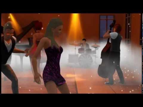 Sims 3 - Musik video