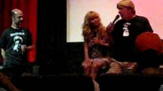 Jim Wynorski and Kelli Maroney, Chopping Mall Q&A - Pt.1/2