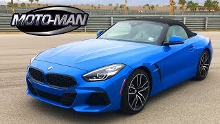 2019 BMW Z4 S30i *On Track* FIRST DRIVE REVIEW & TECH REVIEW