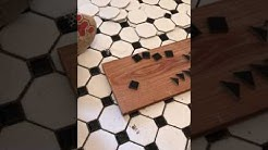 the easiest way to cut tiny tiles