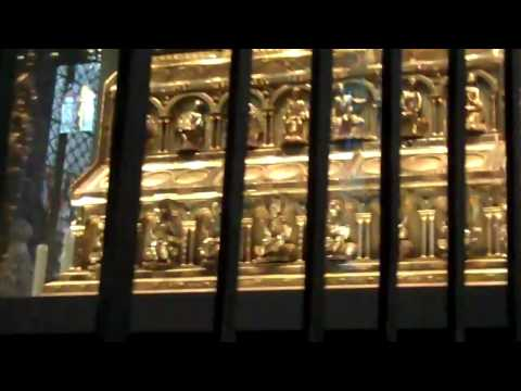 Cologne Cathedral - Shrine of the Three Magi