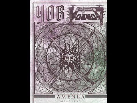 YOB announce 2019 tour support form Voivod and Amenra..!