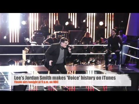 Jordan Smith makes history on
