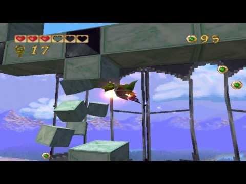 Pandemonium PC gameplay. (HQ). Level 13 - Honcho's Airship.