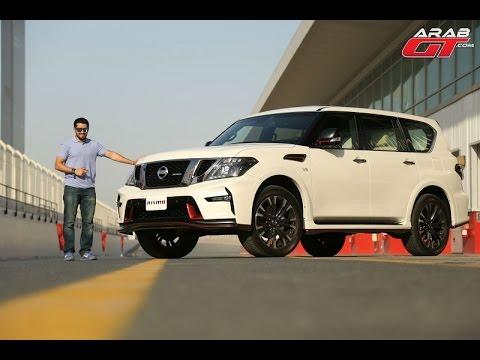 Nissan Patrol Nismo 2017 نيسان باترول نيسمو - YouTube