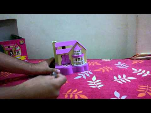 Savings bank house of puppy
