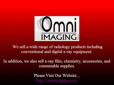 X-ray Equipment, Sales And Service, Repair And Maintenance I